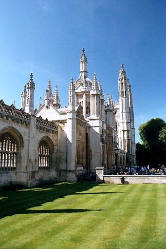 دانشگاه کمبریج لندن
